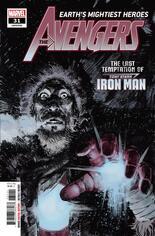 Avengers (2018-2021) #31 Variant A