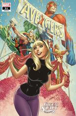 Avengers (2018-2021) #31 Variant B: Gwen Stacy Cover