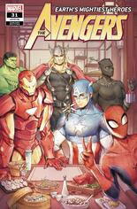 Avengers (2018-2021) #31 Variant C: Chinese New Year Cover