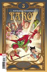 Tarot (2020) #3 Variant A