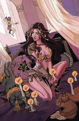 Dejah Thoris (2019-2020) #3 Variant U: Limited Edition Virgin Cover