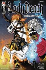 Lady Death: Scorched Earth #1 Variant S: Standard Edition