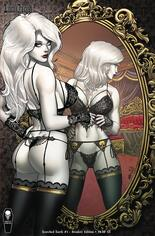 Lady Death: Scorched Earth #1 Variant T: Boudoir Edition