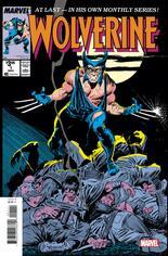 Wolverine (1988-2003) #1 Variant D: Facsimile Edition