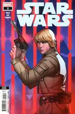 Star Wars (2020-2021) #2 Variant D: 2nd Printing