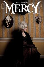 Mercy (2020) #1 Variant E: Photo Cover