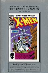 Marvel Masterworks: The Uncanny X-Men (2003-Present) #HC Vol 12 Variant A