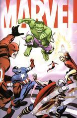 Marvel (2020-2021) #1 Variant B
