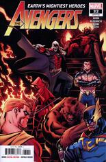 Avengers (2018-2021) #32 Variant A