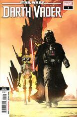 Star Wars: Darth Vader (2020-2021) #1 Variant G: 2nd Printing