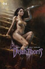 Dejah Thoris (2019-2020) #4 Variant A