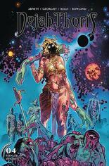 Dejah Thoris (2019-2020) #4 Variant D: Zombie Cover