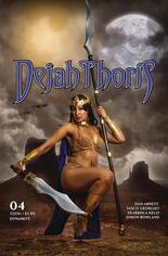 Dejah Thoris (2019-2020) #4 Variant E: Tasha Cosplay UK Photo Cover