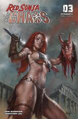 Red Sonja: Age Of Chaos (2020) #3 Variant A