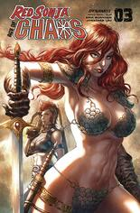 Red Sonja: Age Of Chaos (2020) #3 Variant B