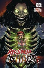 Red Sonja: Age Of Chaos (2020) #3 Variant C
