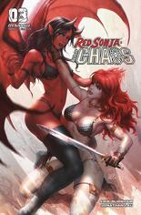 Red Sonja: Age Of Chaos (2020) #3 Variant D