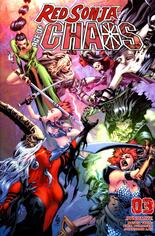 Red Sonja: Age Of Chaos (2020) #3 Variant O: Bonus FOC Variant