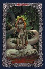 Red Sonja: Age Of Chaos (2020) #3 Variant M: 75 Copy Incentive Icon Edition Variant Cover