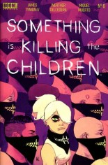 Something Is Killing The Children #6 Variant A