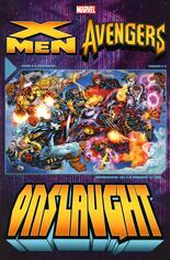 X-Men/Avengers: Onslaught #TP Vol 1
