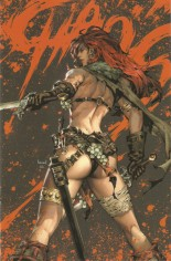 Red Sonja: Age Of Chaos (2020) #2 Variant ZB: Unknown Comic Books Exclusive