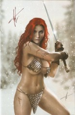 Red Sonja: Age Of Chaos (2020) #2 Variant ZD: Comic Kingdom of Canada Exclusive
