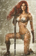 Red Sonja: Age Of Chaos (2020) #2 Variant ZE: Comics Elite Exclusive