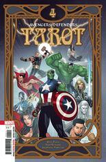 Tarot (2020) #4 Variant A