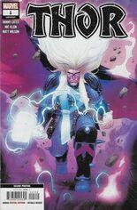 Thor (2020-2021) #1 Variant V: 2nd Printing
