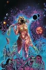 Dejah Thoris (2019-2020) #4 Variant U: Limited Edition Zombie Virgin Cover