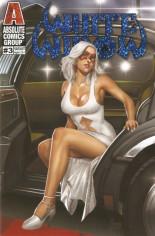White Widow #3 Variant D: Kickstarter Arrival Edition