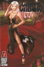 White Widow #3 Variant F: Kickstarter Paparazzi Edition