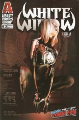 White Widow #3 Variant ZJ: NYCC 2019 Kristine Lucille Cosplay Exclusive
