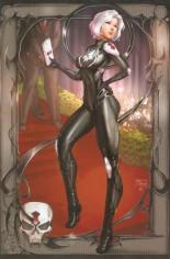 White Widow #3 Variant ZM: NYCC 2019 DeBalfo Virgin Exclusive