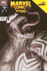 Marvel Comics (2019) #1000 Variant ZD: Unknown Comic Books Exclusive