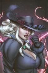 Mercy (2020) #1 Variant K: Unknown Comics ECCC 2020 Exclusive