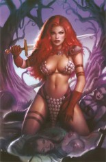 Red Sonja: Age Of Chaos (2020) #4 Variant ZA: Comic Kingdom of Canada Exclusive