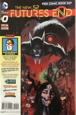 New 52: Futures End (2014-2015) #0 Variant E: Free Comic Book Day 2014; Austin Books & Comics Exclusive