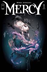 Mercy (2020) #1 Variant O: 2nd Printing