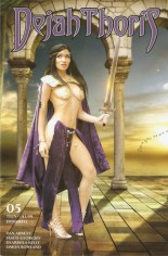 Dejah Thoris (2019-2020) #5 Variant E: Cosplay Photo Cover