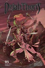 Dejah Thoris (2019-2020) #5 Variant L