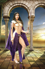 Dejah Thoris (2019-2020) #5 Variant I: 30 Copy Incentive Cosplay Photo Virgin Cover