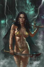 Dejah Thoris (2019-2020) #5 Variant R: Limited Edition Virgin Cover
