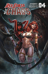 Red Sonja: Age Of Chaos (2020) #4 Variant B