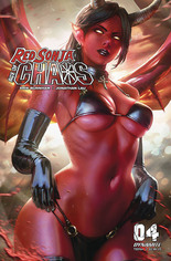 Red Sonja: Age Of Chaos (2020) #4 Variant D