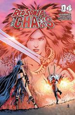 Red Sonja: Age Of Chaos (2020) #4 Variant Q: Bonus FOC Variant