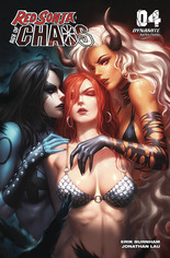 Red Sonja: Age Of Chaos (2020) #4 Variant F: 10 Copy Incentive Cover