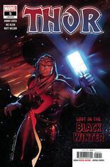 Thor (2020-2021) #5 Variant A
