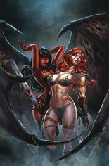 Red Sonja: Age Of Chaos (2020) #4 Variant M: Limited Virgin Cover